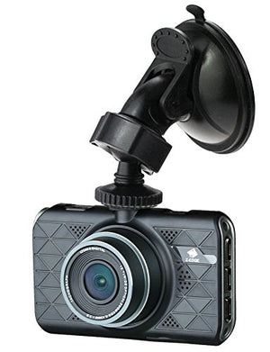 Navitech Dash Camera Adjustable Rotating Suxction Cup Mount with 1/4