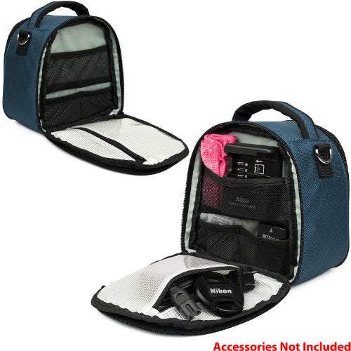 Laurel Travel Camera Bag Case for Samsung WB Series WB1100F, WB2200F, Galaxy NX30 DSLR Camera