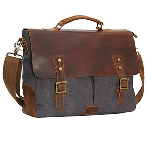 Wowbox Messenger Bag For Men 15.6