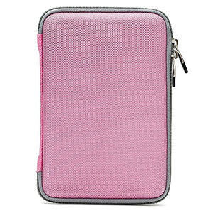 VanGoddy Pink Protective EVA Hard Shell Travel Carrying Case Storage Bag Suitable for Barnes & Noble Nook Tablet 7