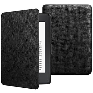 JETech Case for Amazon Kindle Paperwhite, Fits All Paperwhite Generations Prior to 2018 (Not Fit All-New Paperwhite 10th Gen), Black