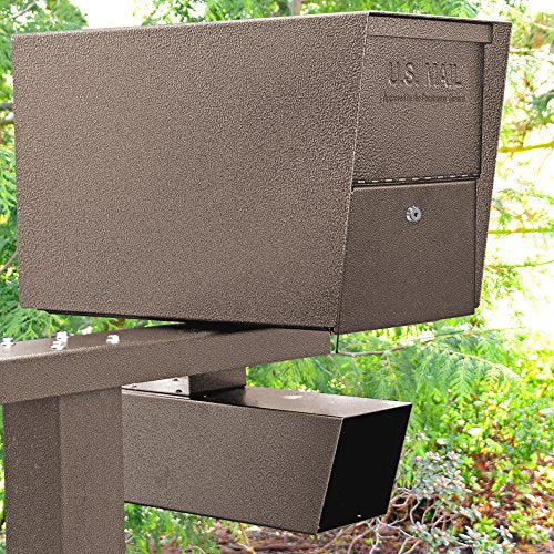 Mail Boss 7114 Newspaper Holder, Bronze