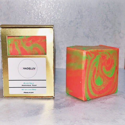 6 oz Electric Cold Process Soap