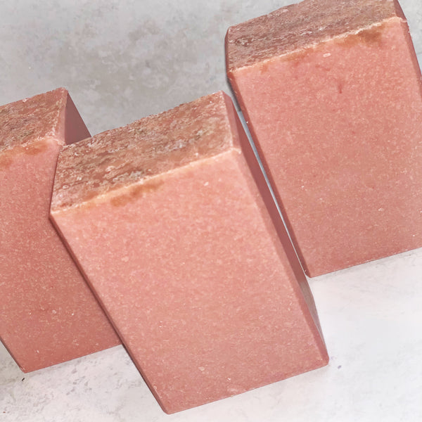 8.5 oz Merlot Cold Process Soap