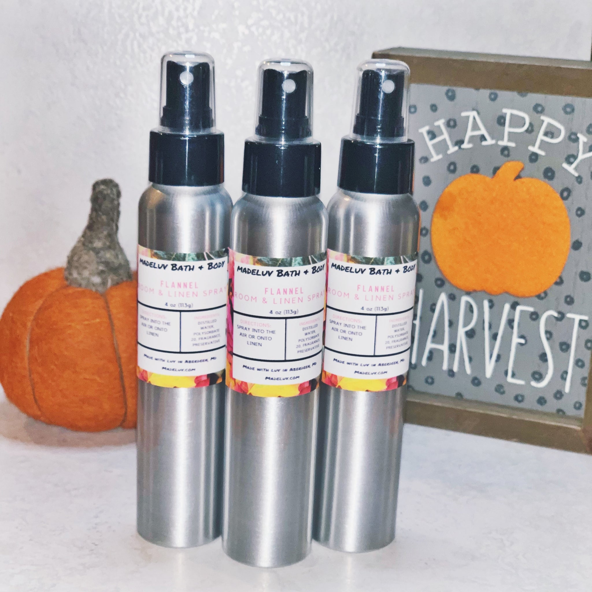 Flannel Room & Linen Spray ***Limited Edition***