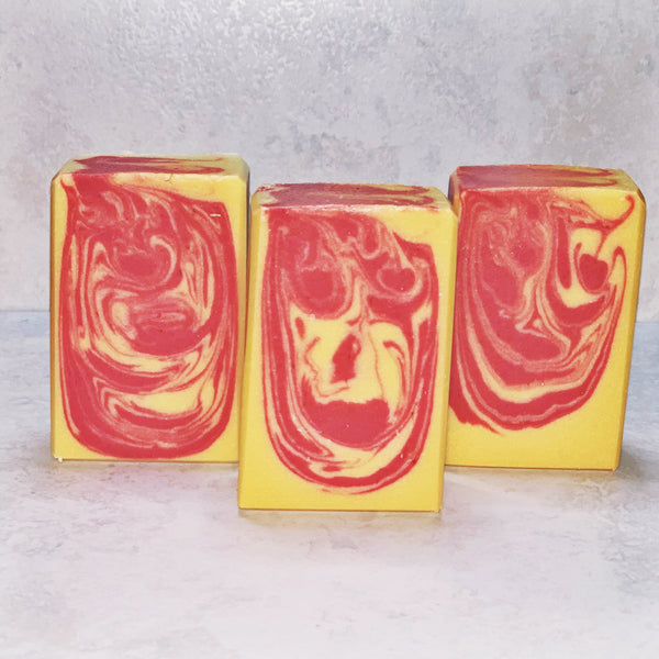 7 oz Comfort Cold Process Soap