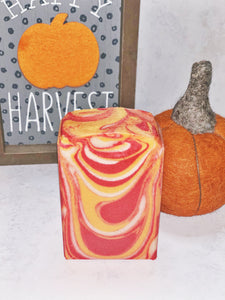7 oz Breezy Fall Cold Process Soap