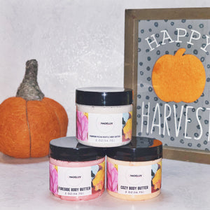 Fall Body Butter Trio***Limited Edition***