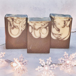6 oz Ginger Souffle Cold Process Soap