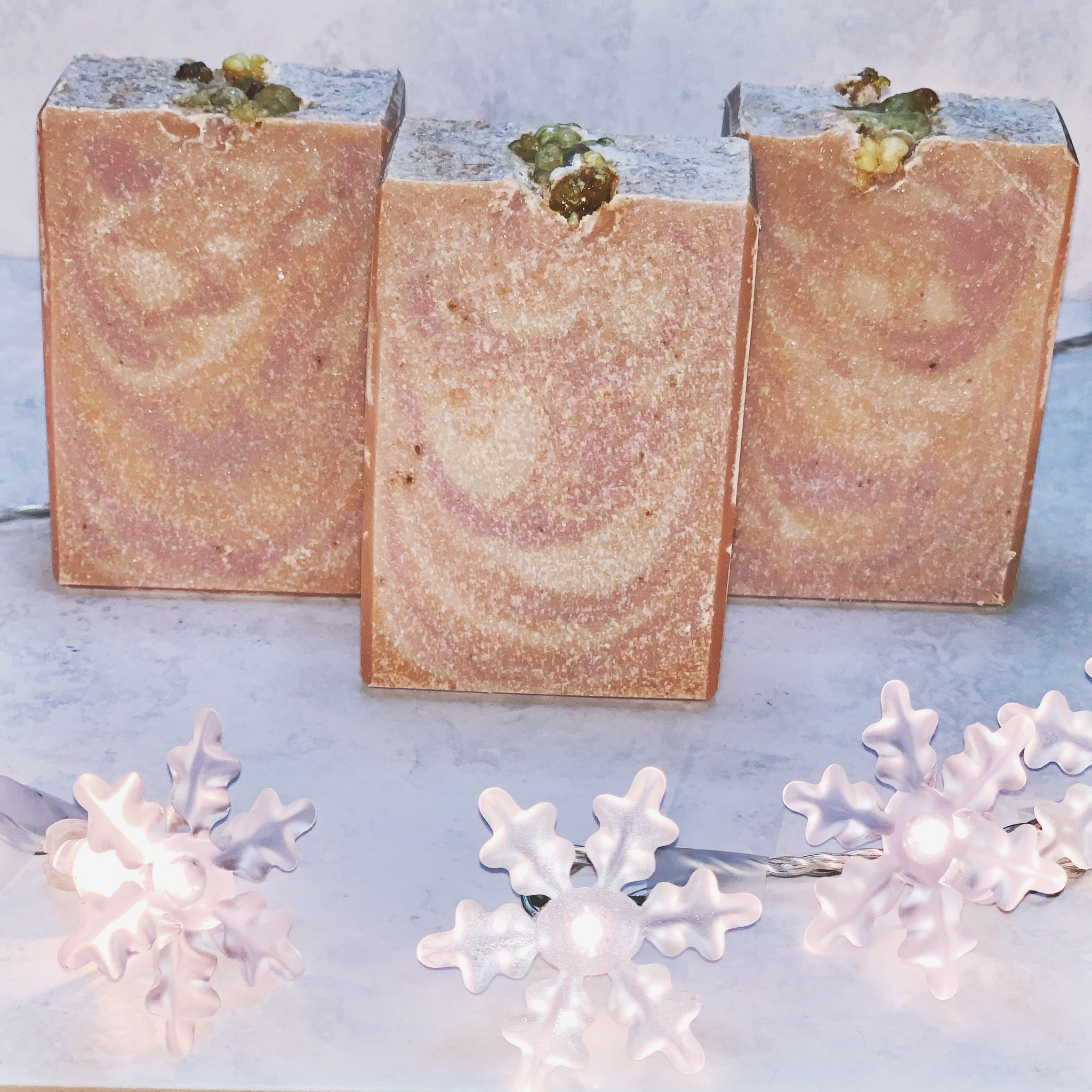 6 oz Frankincense & Myrrh Cold Process Soap