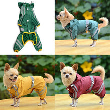 Load image into Gallery viewer, Puppy Dog Raincoat - Coffee & Puppy Online Shop