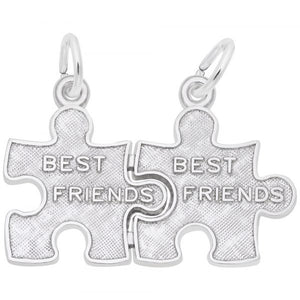 """Best Friend"" Puzzle Pieces"