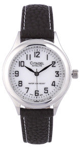 Silver Tone Quartz Analog Watch
