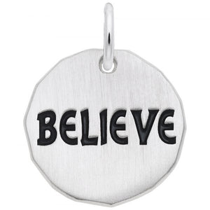"""Believe"" Tag"