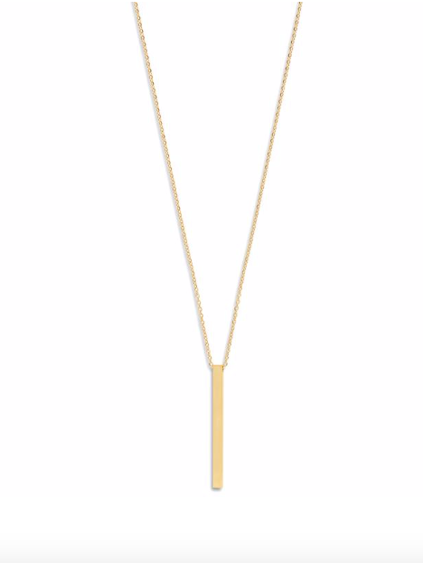 Lucy Bar Necklace