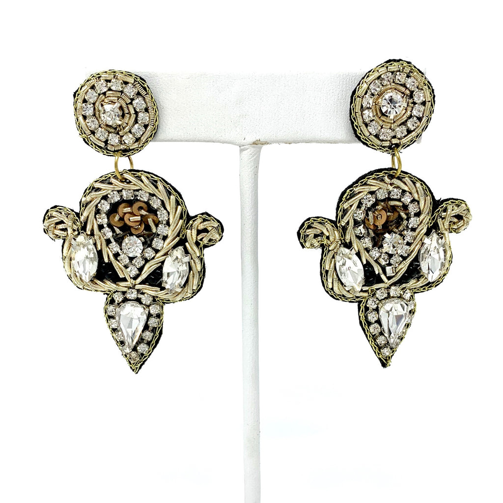 SALE! The Elizabeth Earring