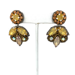 SALE! A Touch of Honey Earring