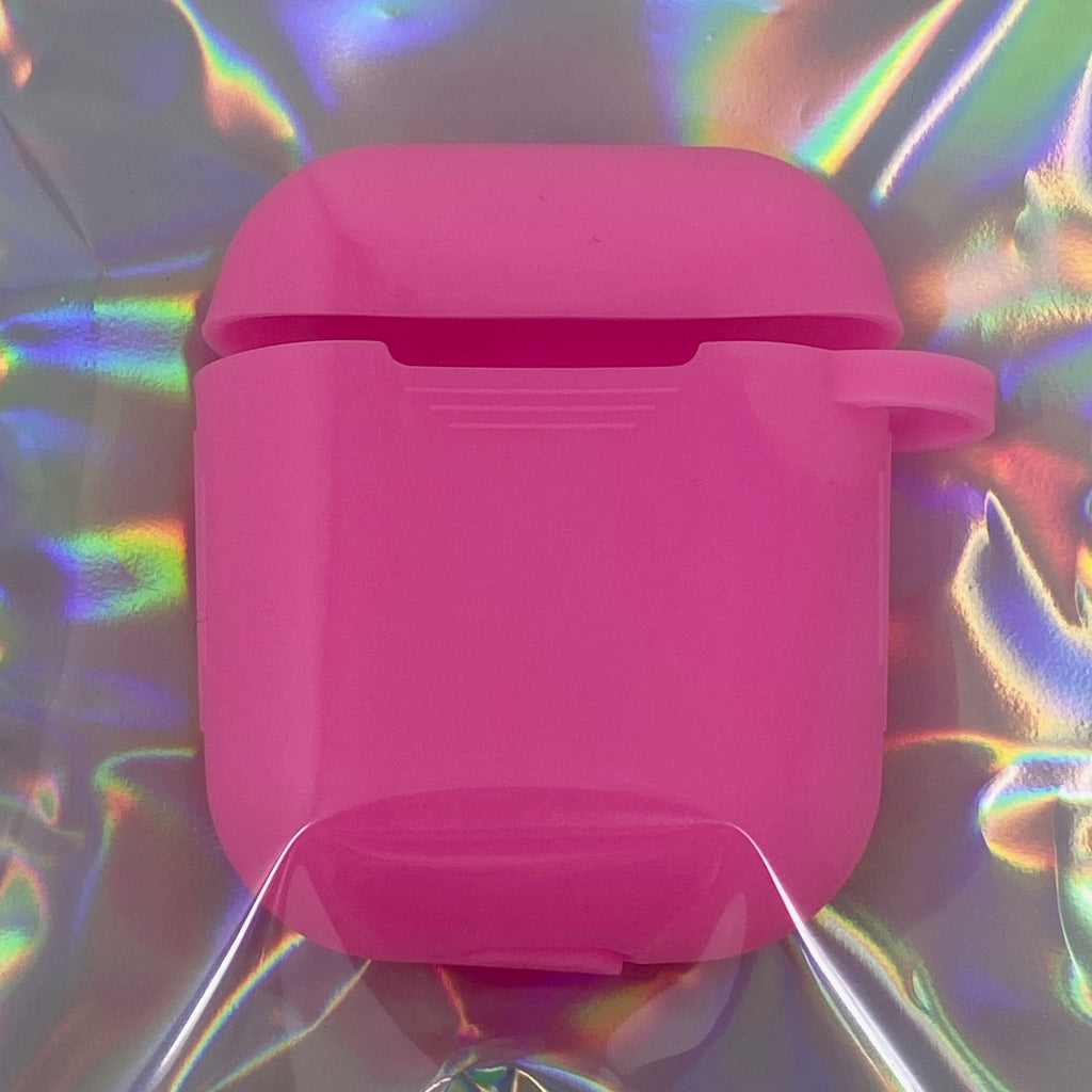 AirPod case in Pink