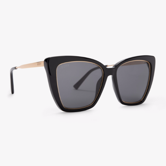 Becky IV Black with Grey Polarized