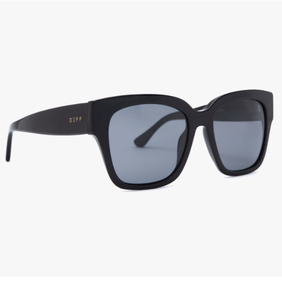 Bella II Black with Polarized Grey Lens