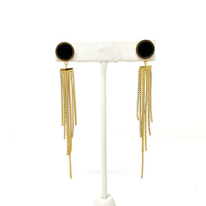 Addison Earring in Gold