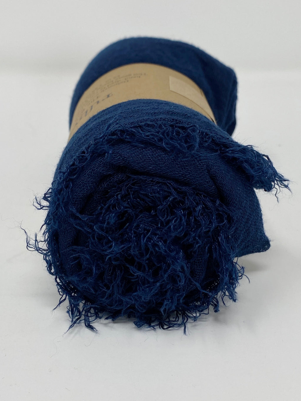Boho Scarf in Navy
