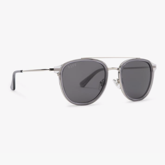 Camden Smoke Crystal with Polarized Grey Lens