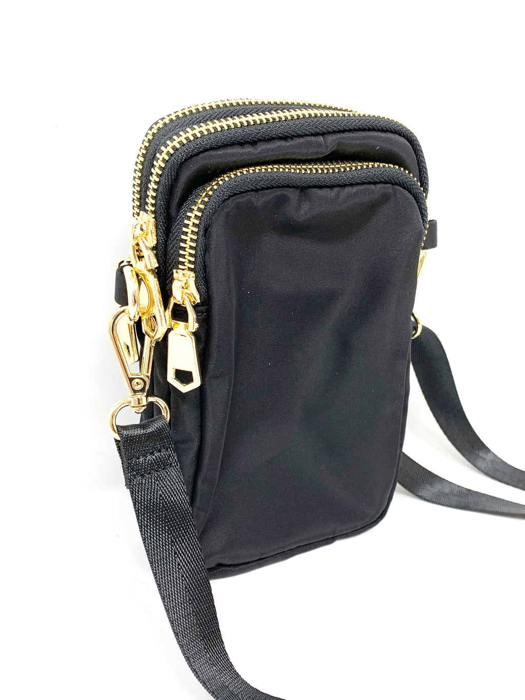 Cell Bag in Black