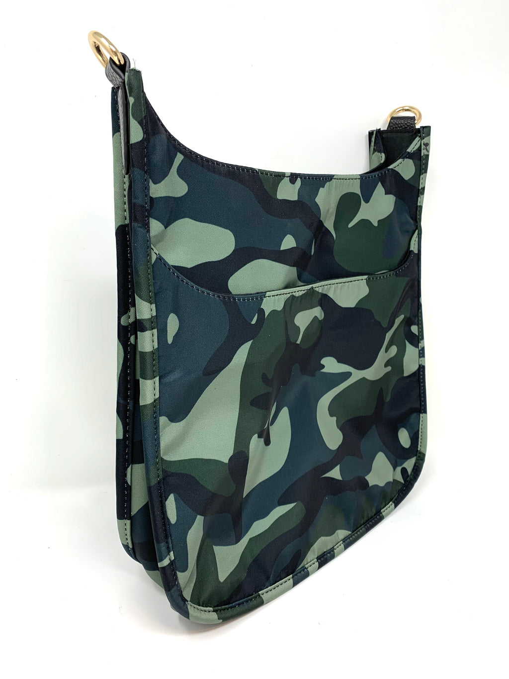 Back in the Saddle Bag in Camo Nylon
