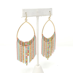 Fiesta Fringe Earrings