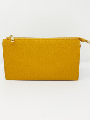 Dani Bag in Fall Yellow