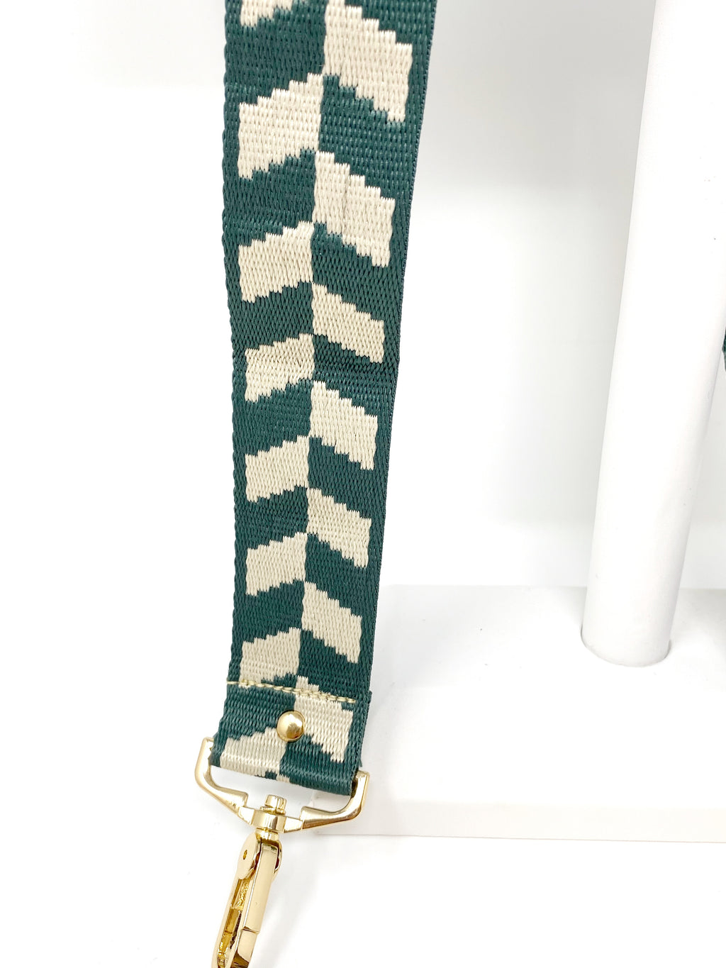 Feather Strap in Teal