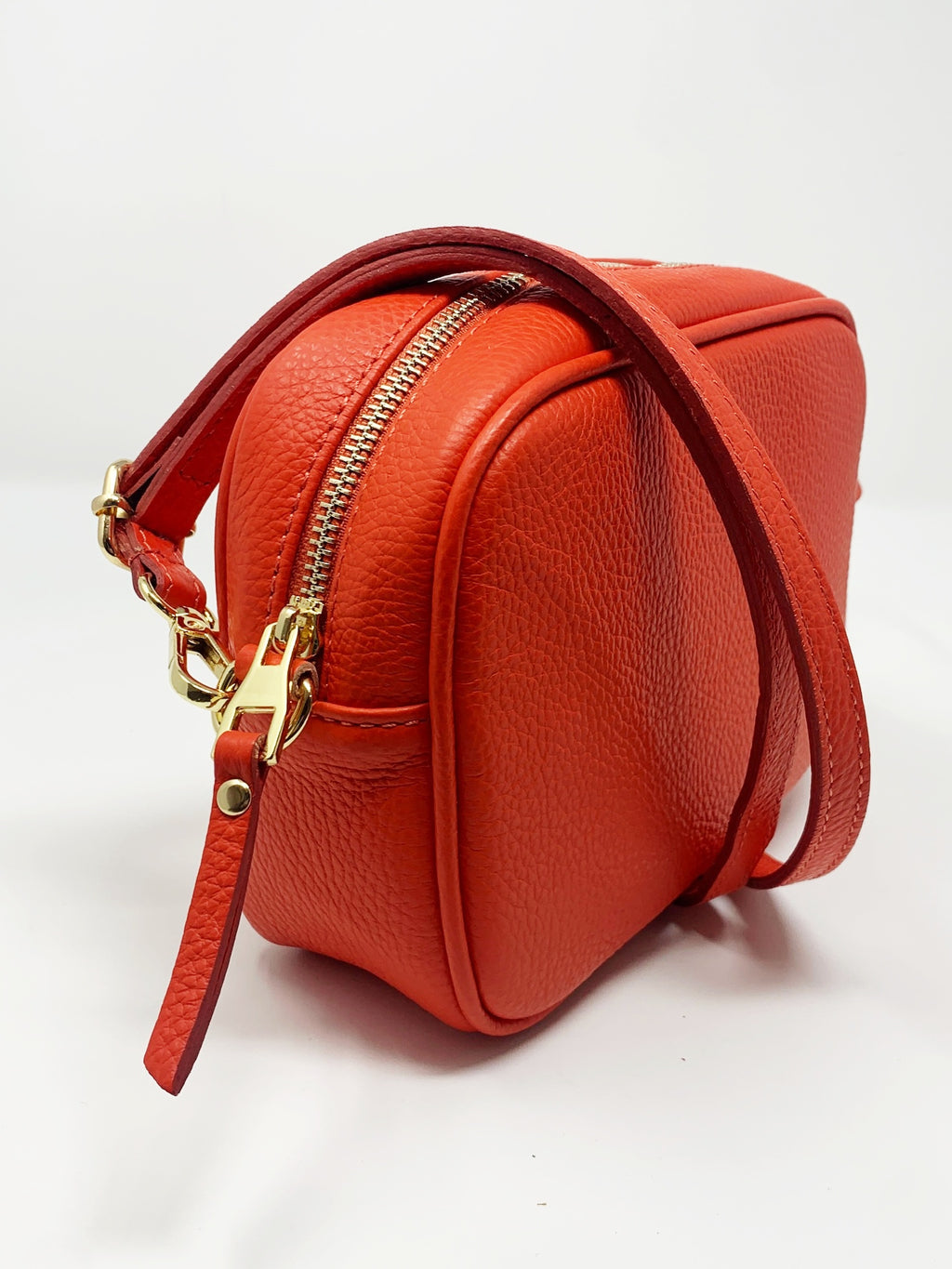Firenze Bag in Coral