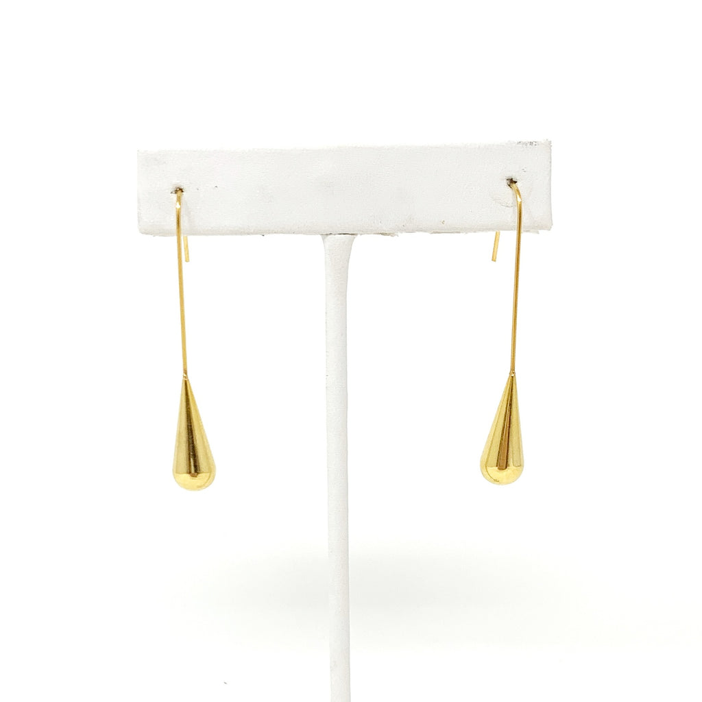 Rain Earring in Gold