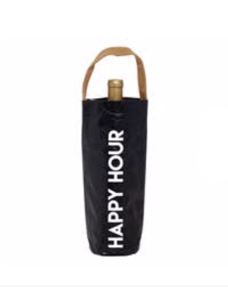 Happy Hour Wine Bag