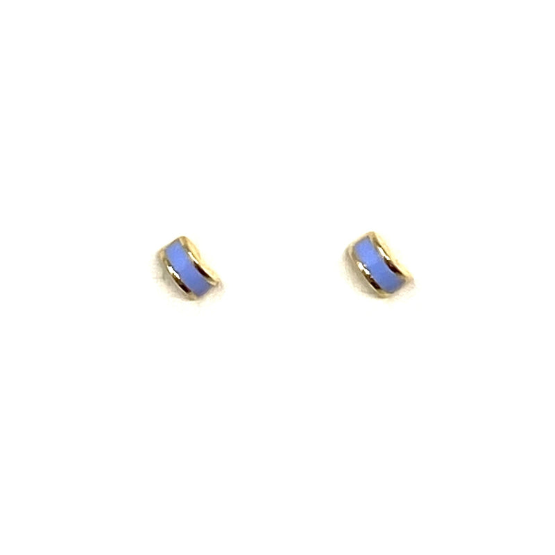 SALE! Summer Studs in Lavender