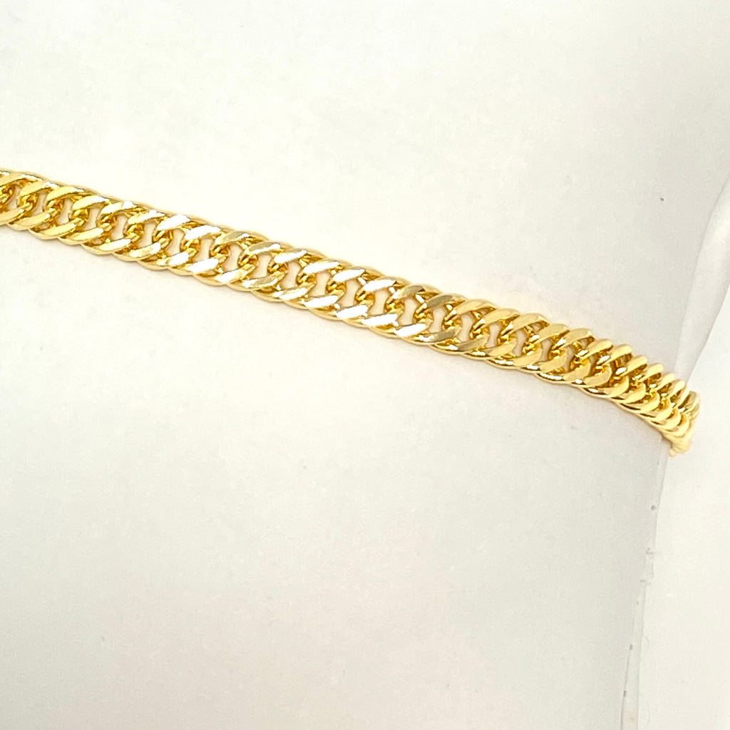 Miles Chainlink Bracelet in Gold