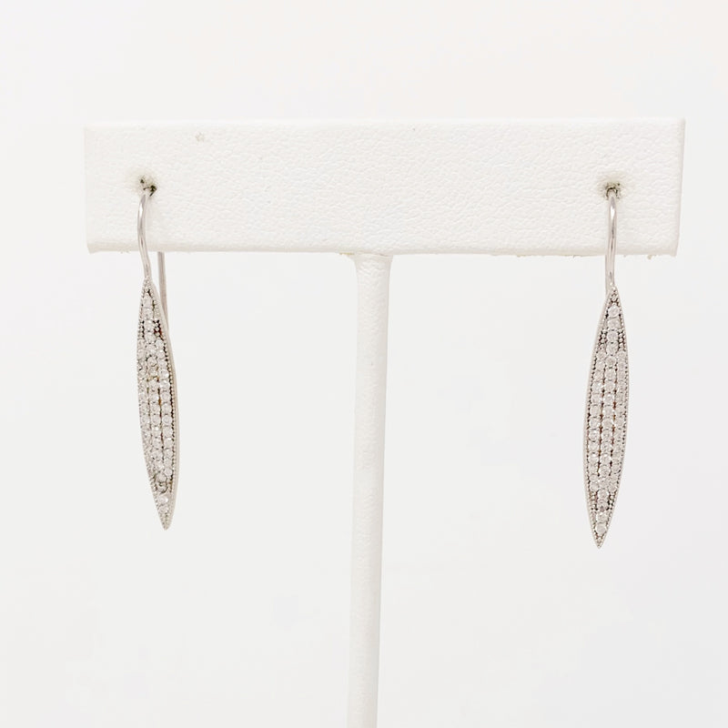 A Little Bit of Glam Earring in Silver