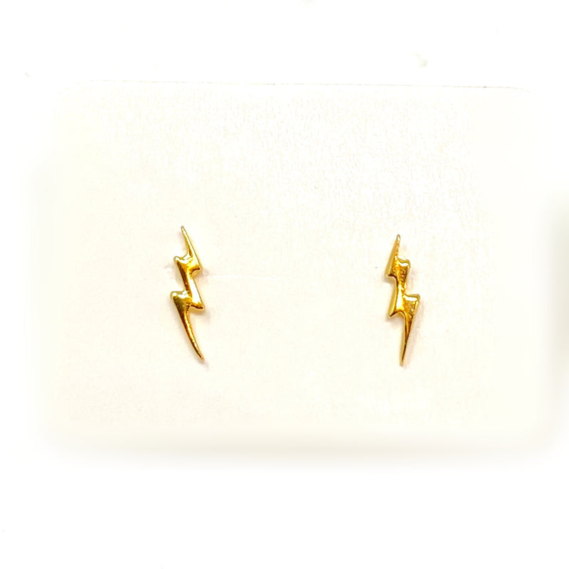 Bolt Studs in Gold