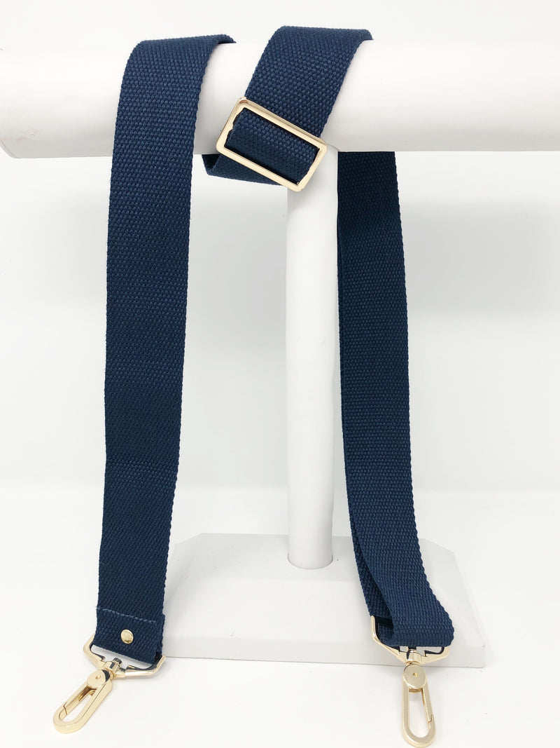In the Navy Solid Strap