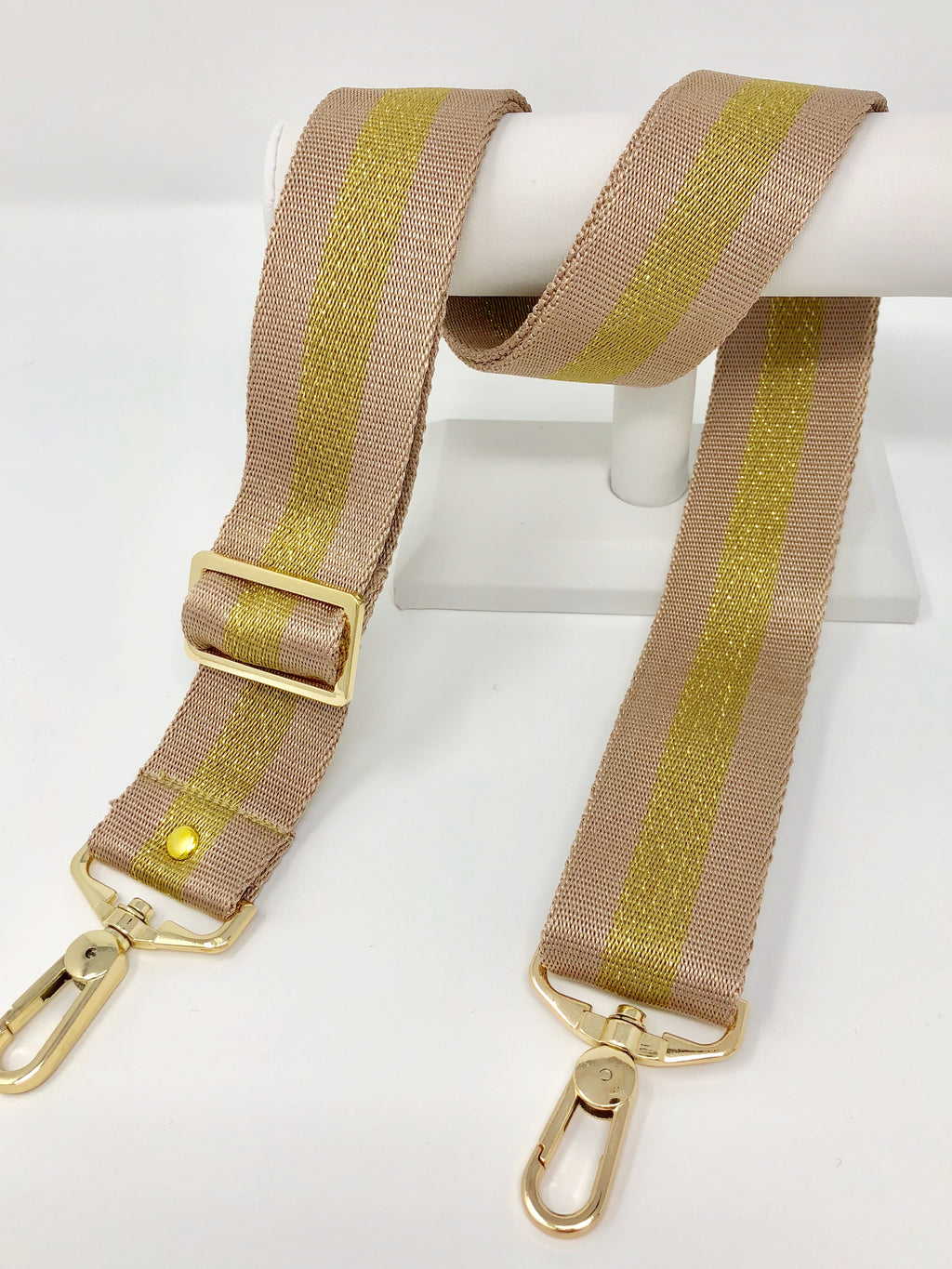 Neutral Stripe Strap