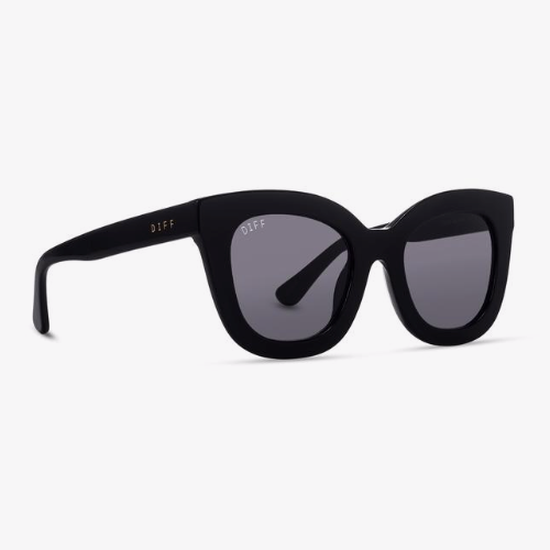 Noemi Black with Grey Polarized Lens
