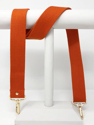 Solid Orange Strap