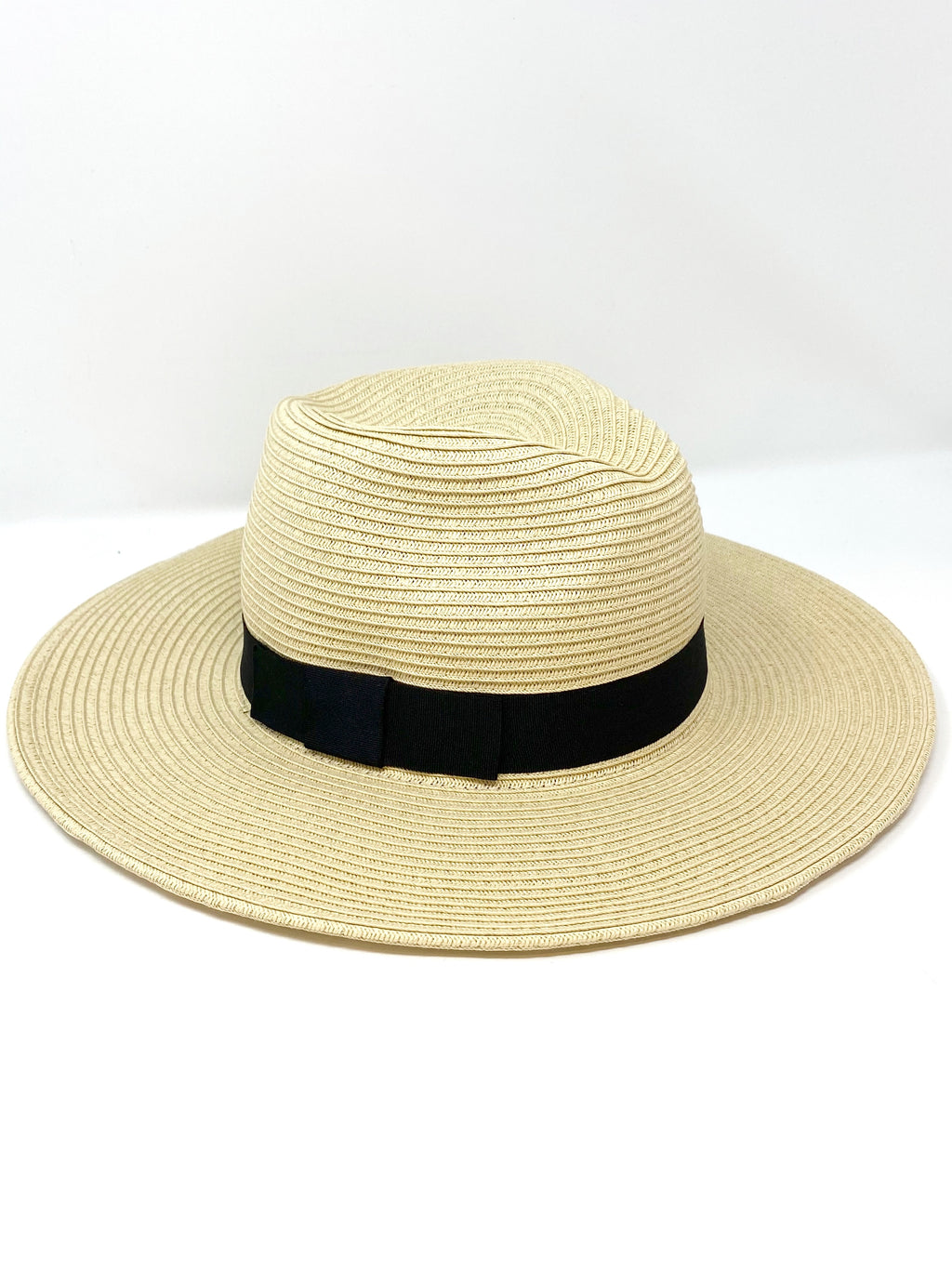Lexi Foldable and Packable Panama Hat in Sand