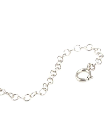 Extender Chain in Sterling Silver