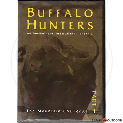 BUFFALO HUNTERS - PART 1 (DVD)
