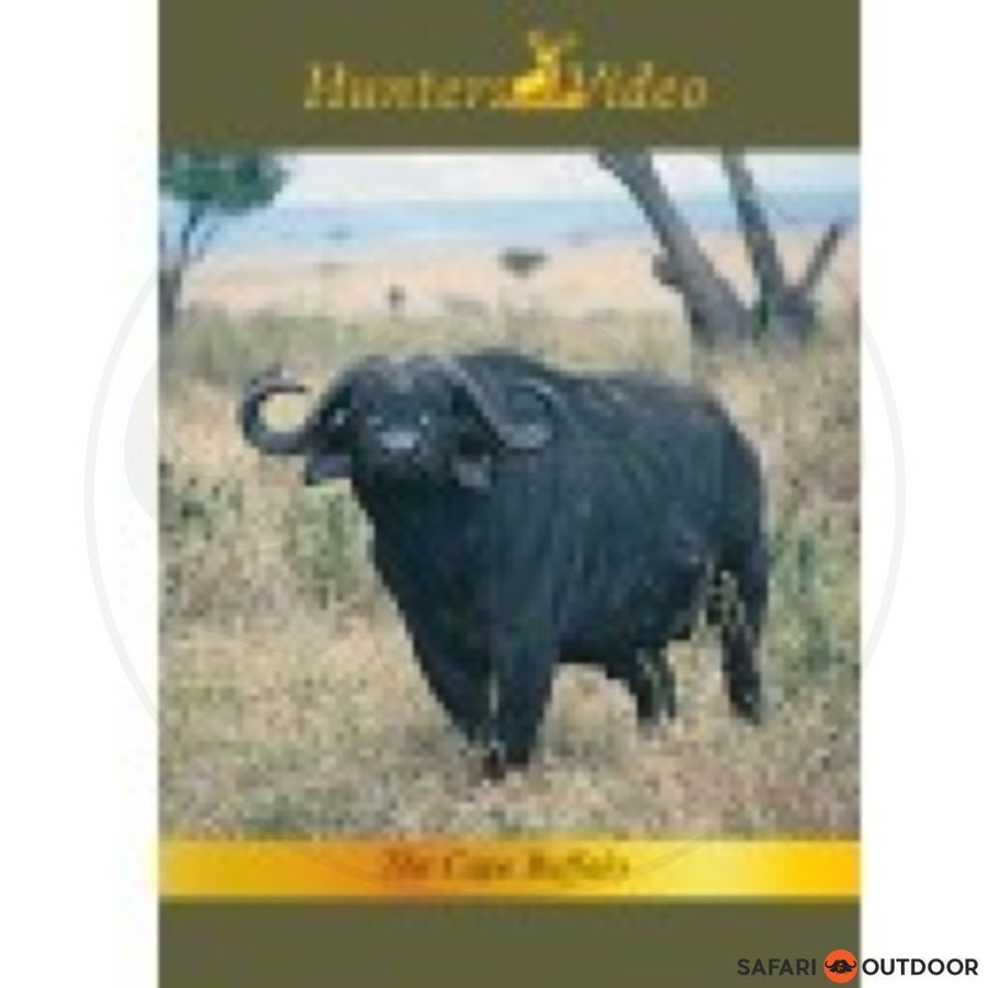THE CAPE BUFFALO (DVD)