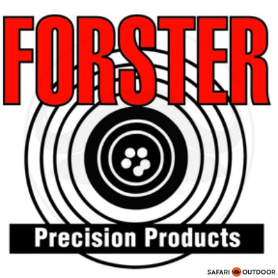 FORSTER GUNSMITH SCREWDRIVER SET