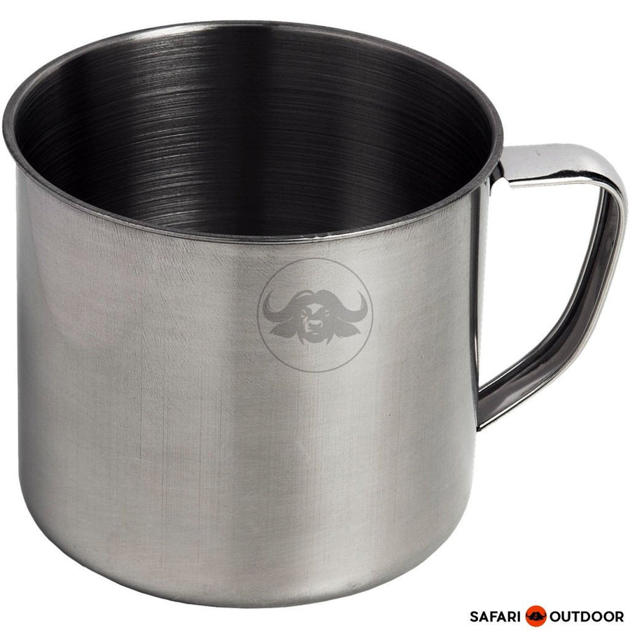 LK COFFEE MUG RPL 430 S/STEEL - SAFARI OUTDOOR