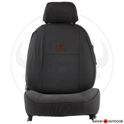 MELVILL & MOON TOYOTA FORTUNER F/LIFT 2011-14 5 SEAT CHARCOAL SEAT